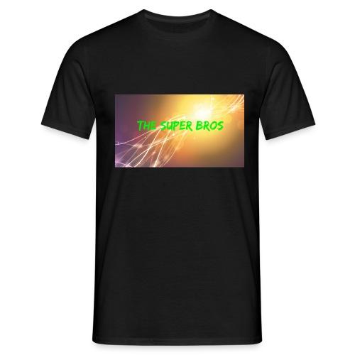 The Super Bros - Standard Fan trøje - Herre-T-shirt