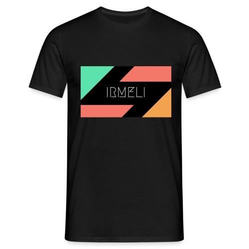 Irmelis Logo glothes - Miesten t-paita