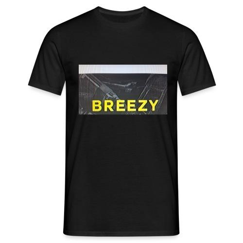 Breezy - Männer T-Shirt