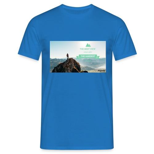 fbdjfgjf - Men's T-Shirt