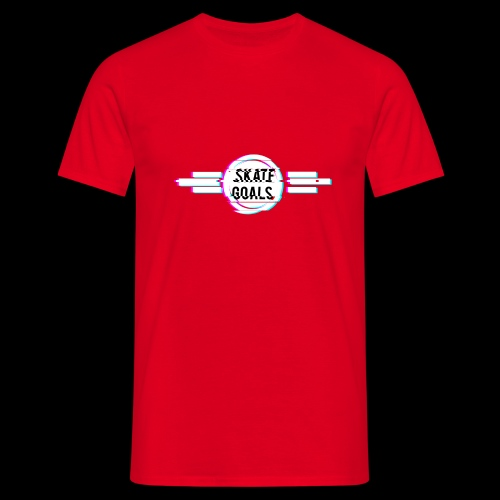 GLITCH SERIES - Mannen T-shirt