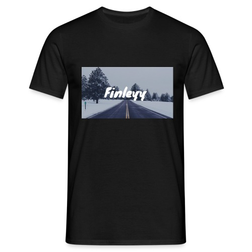 Finleyy - Men's T-Shirt
