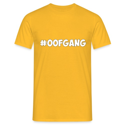 #OOFGANG MERCHANDISE - Men's T-Shirt