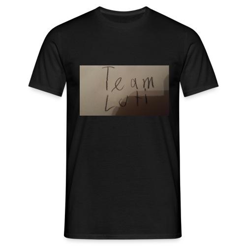 Team Luti - Männer T-Shirt