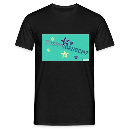 BUSHcmSTAR - Men's T-Shirt