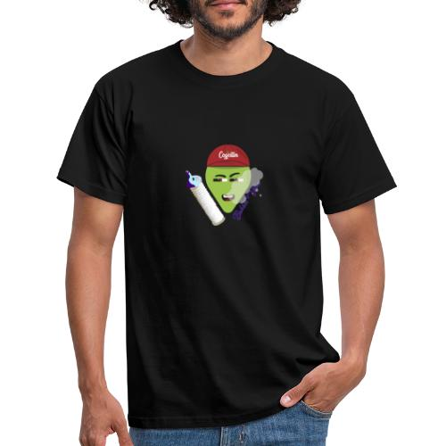 Budgie bukket vibes - Camiseta hombre