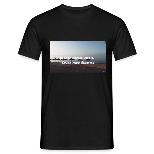 vacay Mode on - Männer T-Shirt