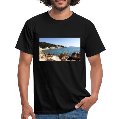 Corniche - T-shirt Homme