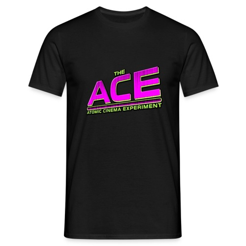 The ACE Atomic Cinema Experiment - Men's T-Shirt