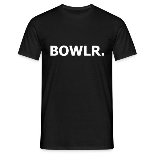 BOWLR - Mannen T-shirt