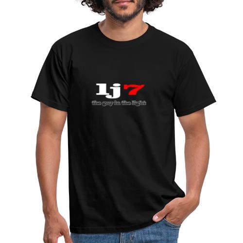 the light - T-shirt herr