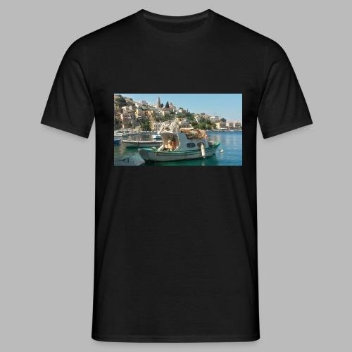 fischer griechenland - Männer T-Shirt