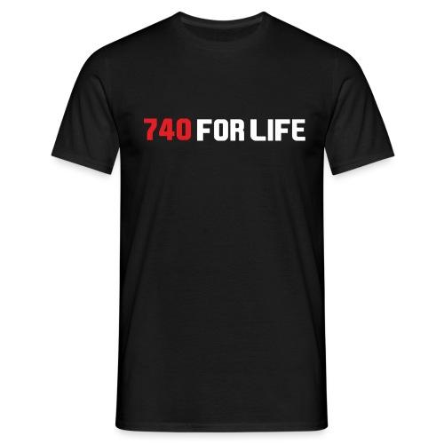 740la ng - T-shirt herr