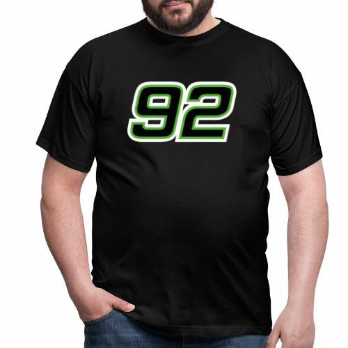 Startnummer 92 - Männer T-Shirt