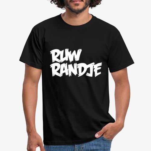 Ruw Randje - Mannen T-shirt