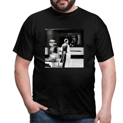 Monk - Männer T-Shirt