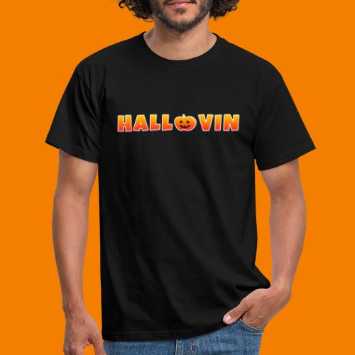 Hallovin - T-shirt herr