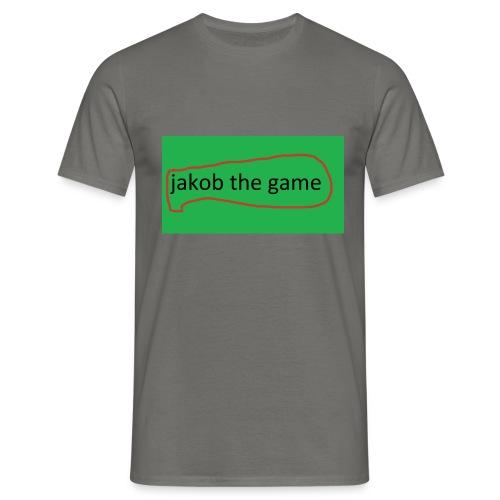 jakobthegame - Herre-T-shirt