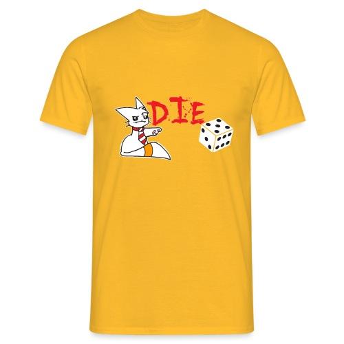 DIE - Men's T-Shirt