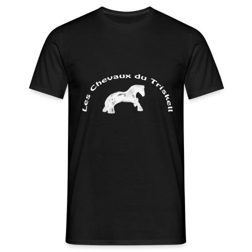 Logo LCDT Blanc - T-shirt Homme