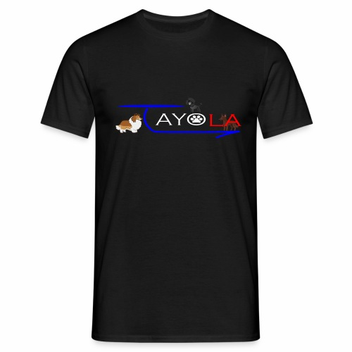 Tayola White - T-shirt Homme