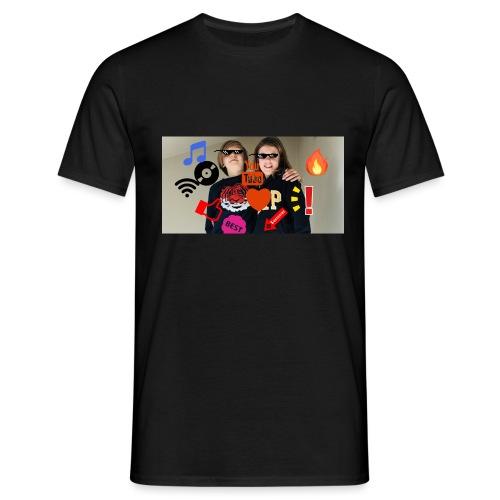 Coolrockskingen och Jojo - T-shirt herr
