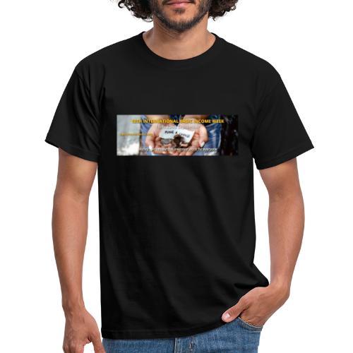 BIW-Cover - Mannen T-shirt