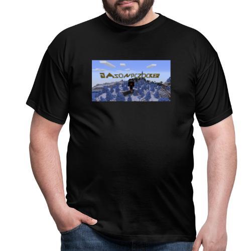 Minecarft merch - Männer T-Shirt