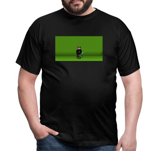 Greenscreen Skin - Männer T-Shirt