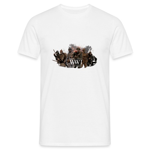 WW1 Game Series - Mannen T-shirt