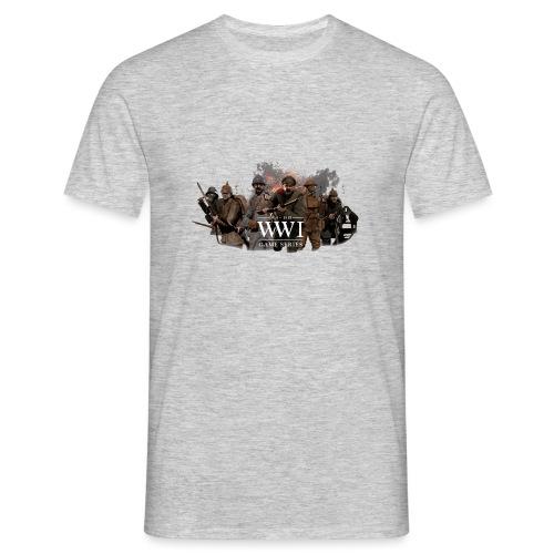 WW1 Game Series - Mannen T-shirt