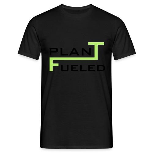 PLANT FUELED - Männer T-Shirt
