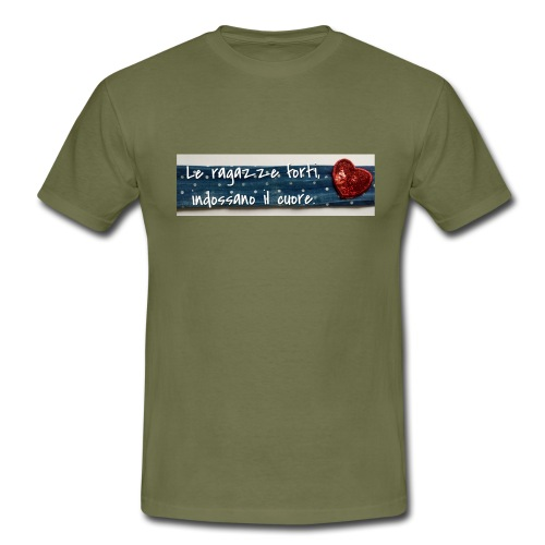 Cuore - Maglietta da uomo