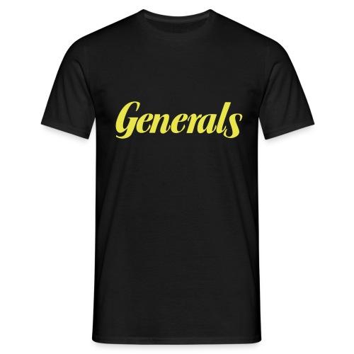 Generals - Männer T-Shirt