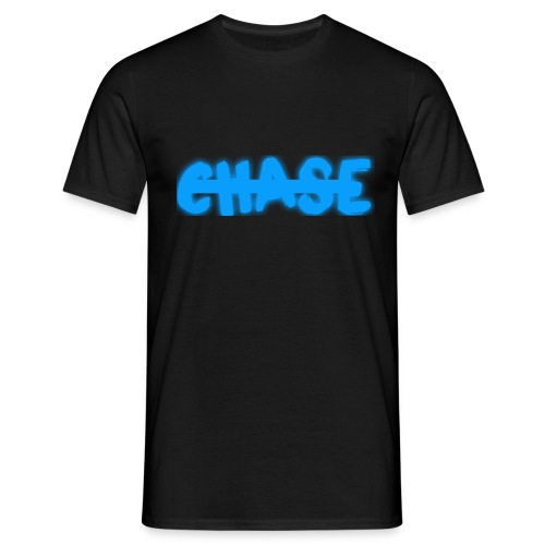 big_chase_bl - Men's T-Shirt
