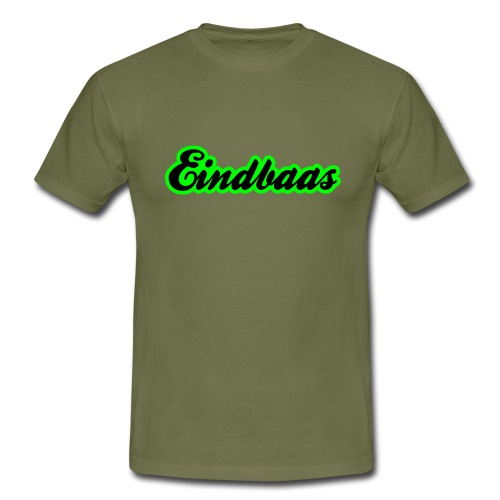 eindbaas upload - Mannen T-shirt
