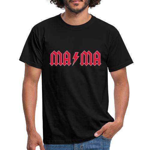 music mama 01 - Männer T-Shirt