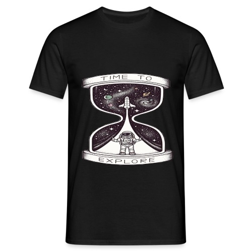 Time To Explore - Camiseta hombre