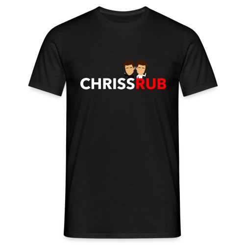 CR Logo 300 Resolution png - T-skjorte for menn