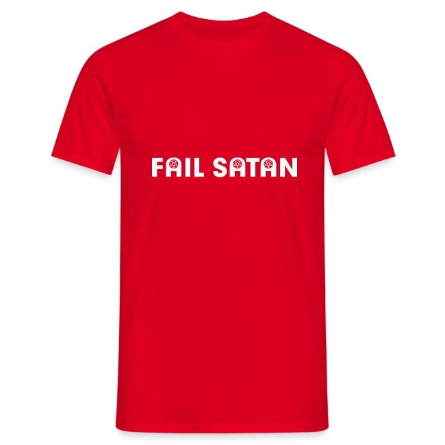 Fail Satan white text