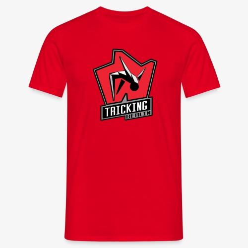 Tricking.Berlin - Männer T-Shirt