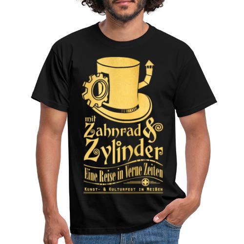 ZuZ 2017 front texture - Männer T-Shirt