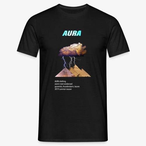 *aurapyramids - Männer T-Shirt