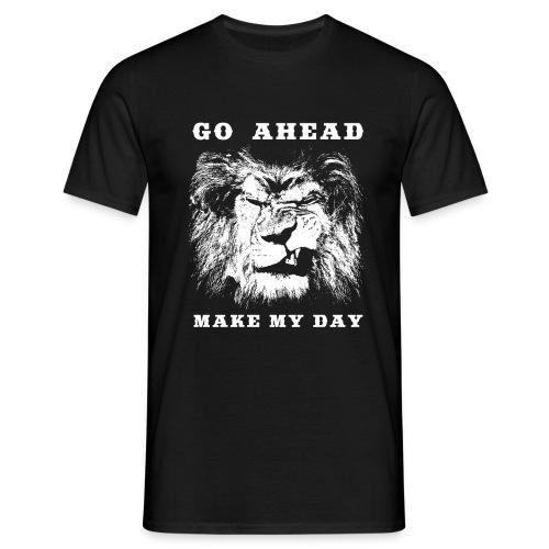Make my day - Men's T-Shirt