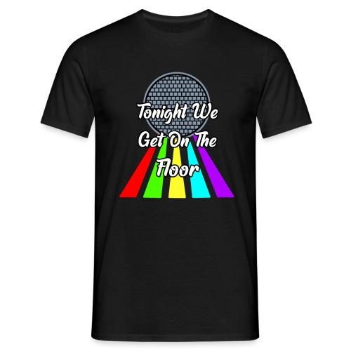 Dance Party - Männer T-Shirt