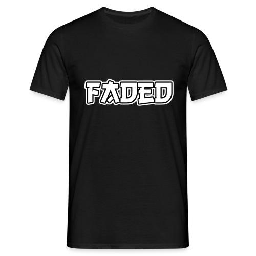 Faded - Männer T-Shirt