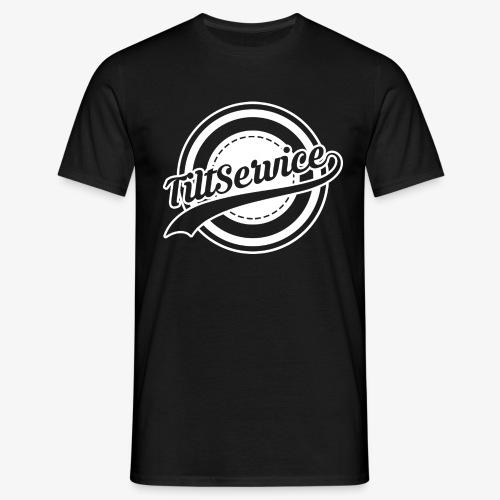 Tiltservice Logo - T-shirt herr