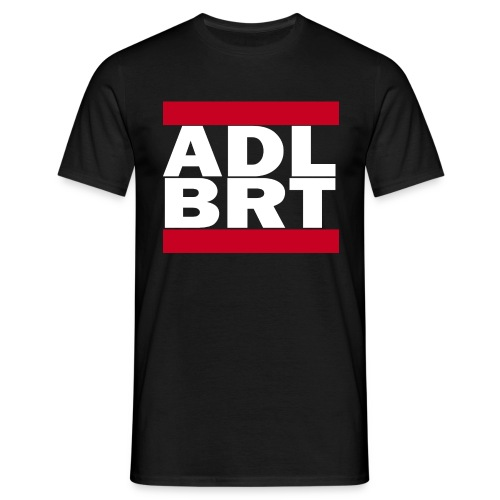adalbert run dmc - Männer T-Shirt
