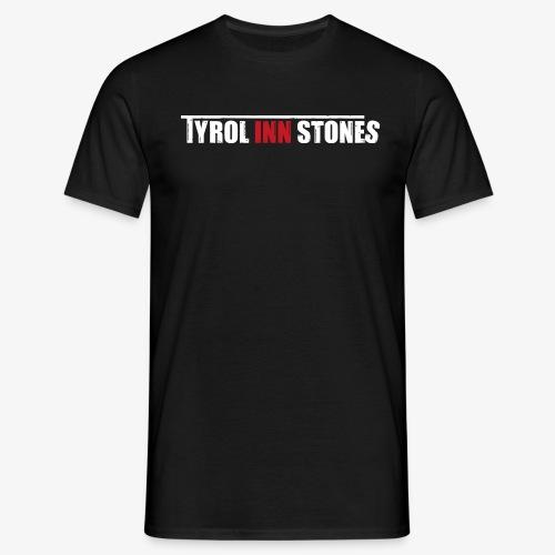 Tyrol Inn Stones Logo - Männer T-Shirt