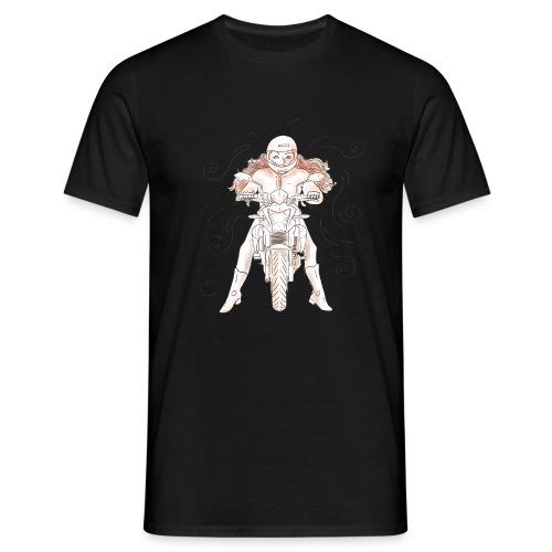 Dessin seul couv - T-shirt Homme